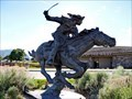 Image for Bill Cody - Hard and Fast All the Way - Cody, Wyoming