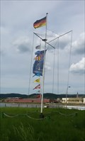 Image for Nautical Flag Pole - Brohl Hafen - RLP - Germany
