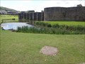 Image for Caerphilly Castle History Trail - Caerphilly Wales.