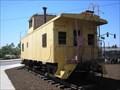 Image for Union Pacific Railroad Caboose - Yorba Linda, California