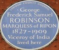 Image for George Frederick Samuel Robinson - Chelsea Embankment, London, UK