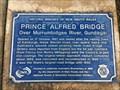 Image for Prince Alfred Bridge, Gundagai, NSW