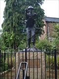 Image for Sergeant George Eardley VC MM Memorial, Congleton, Cheshire