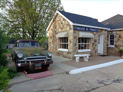 Oldest Continuously Operating Motel on Route 66
