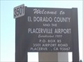 Image for Placerville Airport - Placerville CA