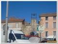 Image for L'horloge de la porte de Saignon - Apt, Paca, France