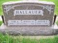 Image for 100 - Bertha Hallauer, Watertown, South Dakota