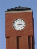 Image for The Frederick Horsman Varley Art Gallery Clock - Unionville, Ontario, Canada