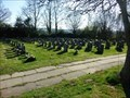Image for Cemetery, St. Mary's Church, Highley, Shropshire, England