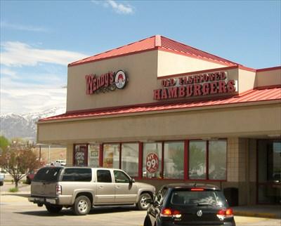 Wendy S Main Street Lehi Utah Restaurants On Waymarking