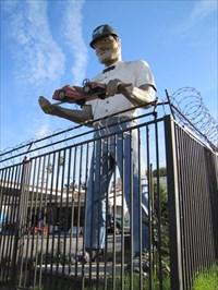 Tony at the Front right Corner, Los Angeles, CA