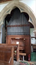 Image for Church Organ - St Martin of Tours - Lyndon, Rutland