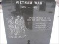 Image for Vietnam War Memorial, Park Place, Butler, NJ, USA