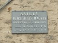 Image for Plaque de cocher, Sailly