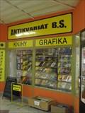 Image for ANTIKVARIÁT B.S. - Metro Opatov, Praha, CZ