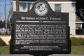 Image for Birthplace of John C. Fremont - GHS 25-42 - Chatham, GA