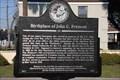 Image for Birthplace of John C. Fremont - GHS 25-42 - Chatham, GA