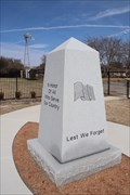 Image for Military Memorial -- Nance Farm, De Soto TX
