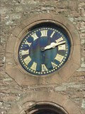 Image for Clock, St. Thomas's Church, Monmouth, Gwent, Wales