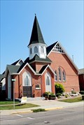 Image for St. Andrew's Presbyterian Church - Lacombe, AB