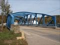 Image for Main St Parker through truss bridge - Belleview, Ohio