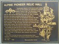 Image for Alpine Pioneer Relic Hall - 432