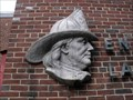 Image for Benjamin Franklin in Fireman's Hat - Philadelphia, PA