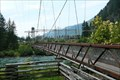 Image for Gorge Powerhouse Suspension Bridge - Newhalem, WA