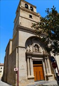 Image for Iglesia de Santa María de Palacio - Logroño, Spain