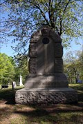 Image for 82nd Indiana Infantry Regiment Monument - Chickamauga National Military Park