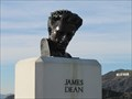 "Image for James Dean Bust - ""Jimmy Knows"" - Los Angeles, California"