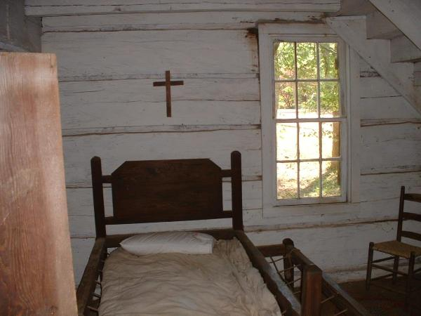 In 1959, The Cabin Was Relocated To Callaway Gardens From Neighboring Troup  County. Here It Serves As A Reminder Of The Challenges Our Forefathers  Faced ...
