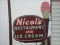 Image for Nicol's Restaurant and Ice Cream, Zanesville, OH