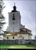 Image for Kostel Sv. Vavrince / Church of St. Lawrence - Církvice (Central Bohemia)