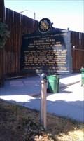 Image for George Nurse Historical Marker - Klamath Falls, OR