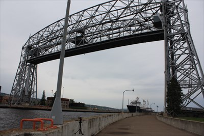 Aerial Lift Bridge Duluth Mn Roadside Attractions On Waymarking Com