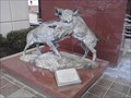 Image for U of A Campus Razorback Mascot #1 - Fayetteville AR