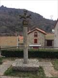 Image for Croix de l'église Saint Pierre - Monistrol d'Allier, Auvregne Rhône Alpes