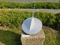 Image for The sundial - Šluknov, Czech Republic