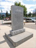 Image for Sicamous Cenotaph - Sicamous, British Columbia