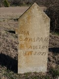 Image for N. H. Span - Winn Hill Cemetery - Jack County, TX