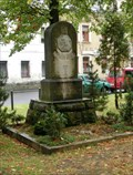 Image for World War Memorial - Horní Blatná, Czech Republic