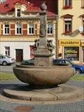 Image for Town Fountain -  Šluknov, Czech Republic