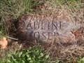Image for 100 - Pauline Moser - Ashland WI USA