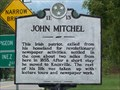 Image for JOHN MITCHEL - 1E 13 - Townsend, TN