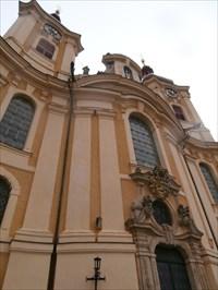 klášter Hejnice