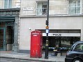 Image for Red Telephone Box - Conduit Street - Mayfair - London, U.K.