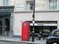 Image for Red Telephone Box - Conduit Street - Mayfair - London, U.K.