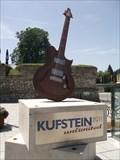 Image for Giant E-Guitar, Kufstein, Tirol, Austria
