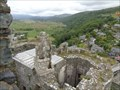 Image for Harlech Castle - Ruin - Harlech, Snowdonia, Wales.